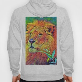 AnimalColor_Lion_005_by_JAMColors Hoody