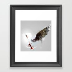 Pi C Framed Art Print
