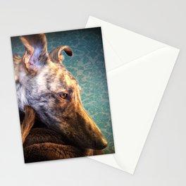 Greyhound Lurcher Stationery Cards