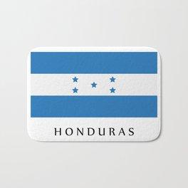 Honduras flag Bath Mat