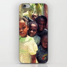 Haiti.  iPhone & iPod Skin