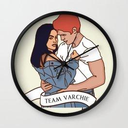 #teamVarchie Wall Clock