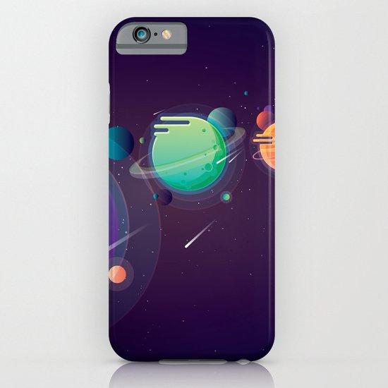 Alien Planets iPhone & iPod Case