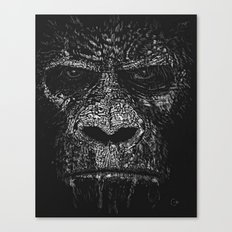 The Apes Will Rise One Day Canvas Print