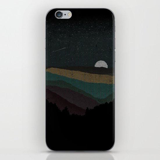 Moonrise (Color) iPhone & iPod Skin