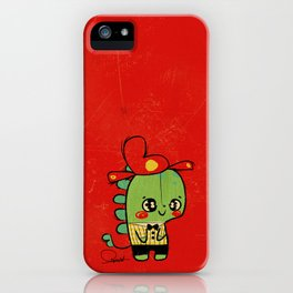Happy Chinese New Year to Everyone!  iPhone Case