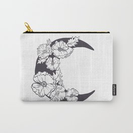Midnight Poppies Carry-All Pouch