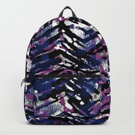 chalky skin in black Backpack