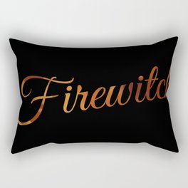 Firewitch - Truthwitch by Susan Dennard Rectangular Pillow