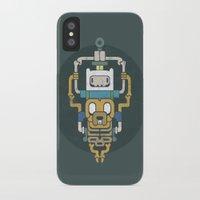 finn and jake iPhone & iPod Cases featuring  Finn X Jake by saimen