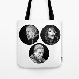 Sons Trilogy Tote Bag