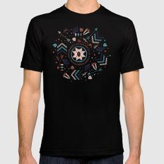 Spirits of the Stars Mens Fitted Tee Black MEDIUM