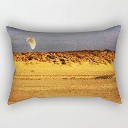 Dune wing Rectangular Pillow