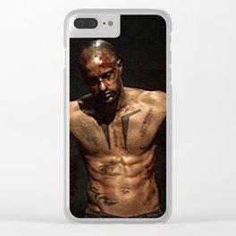 Lincoln Kom Trikru // The 100 Clear iPhone Case