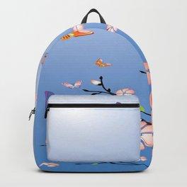 Art Flowers V16 Backpack