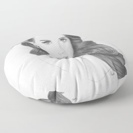 Burning Desire- LDR  Floor Pillow