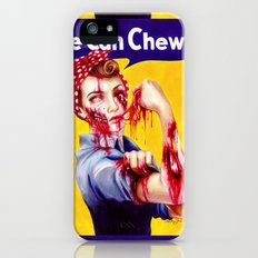We Can Chew It! iPhone (5, 5s) Slim Case