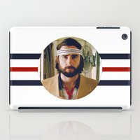tenenbaum iPad Cases featuring Richie Tenenbaum by VAGABOND