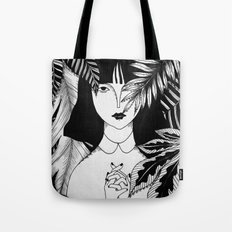 In the forest. Tote Bag