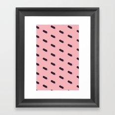 Summer mood Framed Art Print