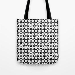 Kingdom Hearts Logos BG Tote Bag