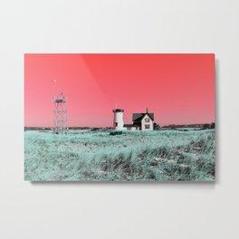 Hardings Lighthouse Metal Print