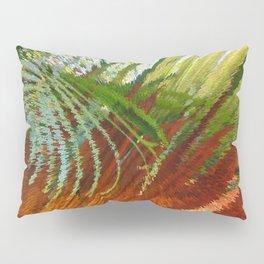 Palm Prawn Pillow Sham