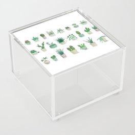Tiny garden Acrylic Box