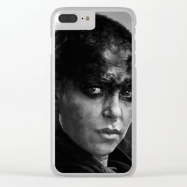 Imperator Furiosa Clear iPhone Case