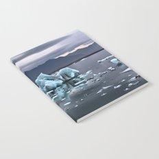 Glacial Dreams Notebook
