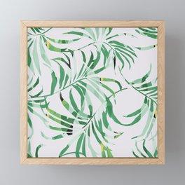 KALEIDOSCOPE FERN Framed Mini Art Print