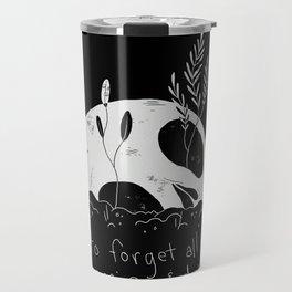 Roll the Bones Travel Mug