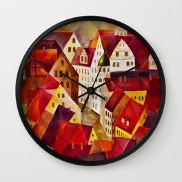 DoroT No. 0004 Wall Clock