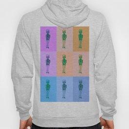 Warhol Pop-Art Hoody