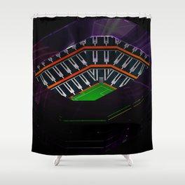 The Venitian Shower Curtain