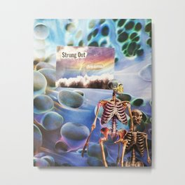 Strung Out Dreams Metal Print