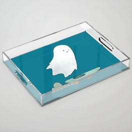 The Ghost Skater Acrylic Tray