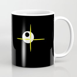 2001 - Silence in outer space Coffee Mug