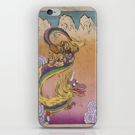 Lady Rainicorn iPhone Skin