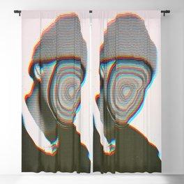 Digital Dash Blackout Curtain