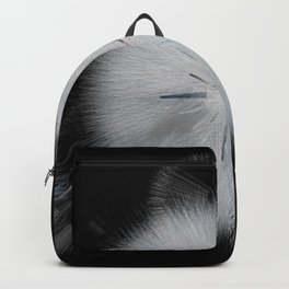 The portrait of www.apple.com. Abstract Art. Crzy. Darkness Backpack