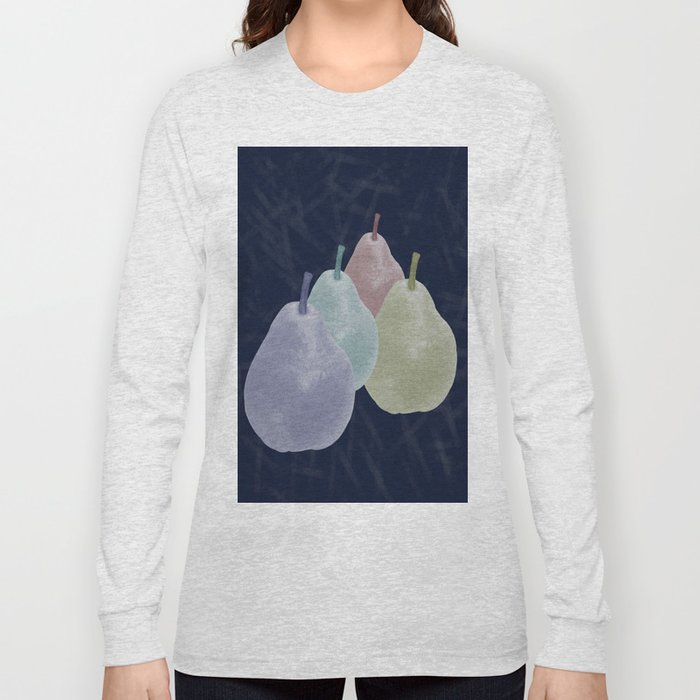 Pears Long Sleeve T-shirt