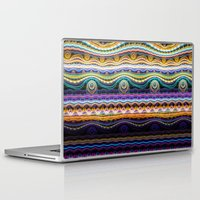 stripe Laptop & iPad Skins featuring stripe by Antracit