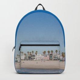 California Dreamin - Venice Beach Backpack
