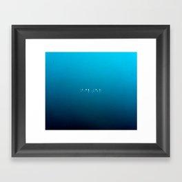 filter Framed Art Print