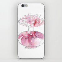 marc jacobs iPhone & iPod Skins featuring Oh Lola - Marc Jacobs by Stephany Moreno
