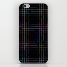 Re-Created SquaresVIII iPhone Skin