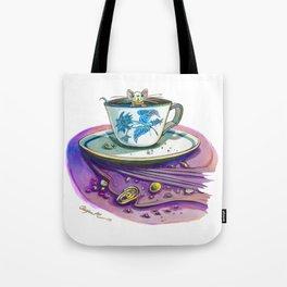 Clock Hater Tote Bag
