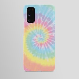 Pastel Tie Dye Android Case