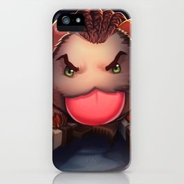 Lucian Poro League Of Legends iPhone Case
